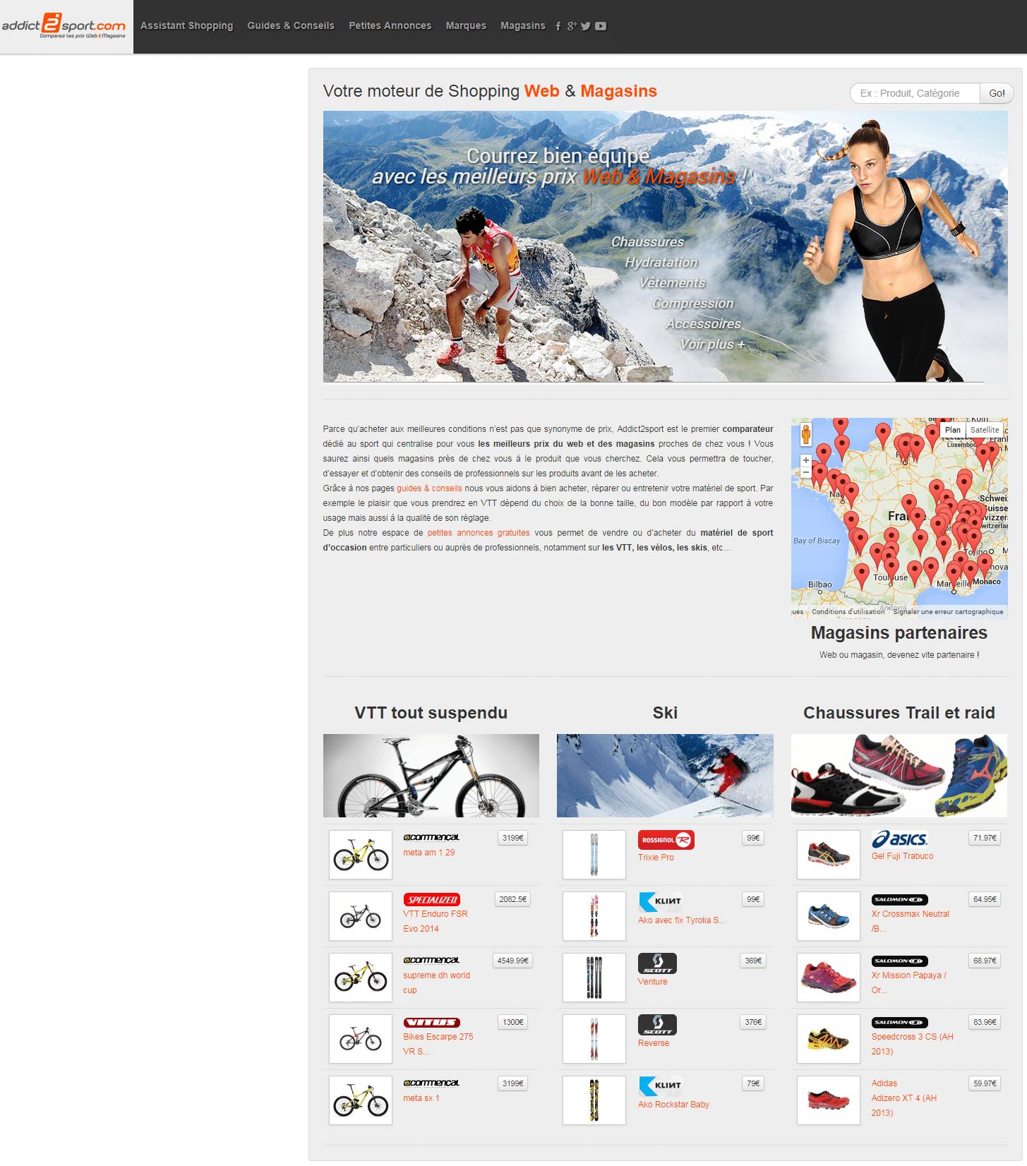 vendre sur addict2sport.com