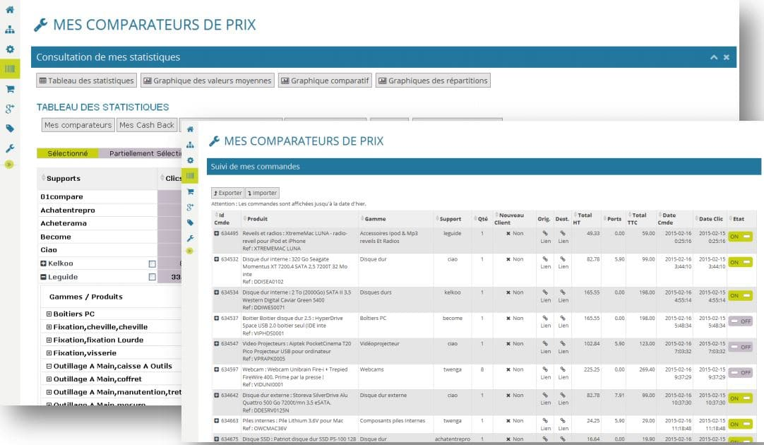 gestion_comparateurs_iziflux
