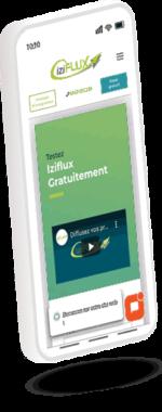 smartphone--iziflux